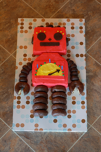Have A Robot Party! (Free Music & Craft Ideas) Kids ...
